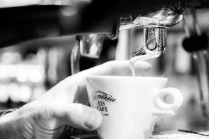 Eiscafe Venezia - Siebträger