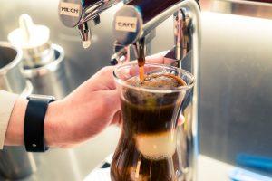 Eiscafe Venezia - Eiskaffee