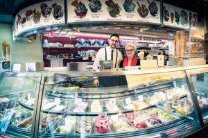 Eiscafe Venezia - Luca und Donata