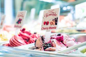 Eiscafe Venezia - Cherry Mania
