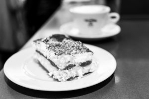 Eiscafe Venezia - Tiramisu