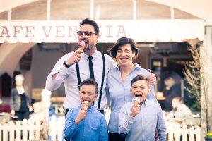 Eiscafe Venezia - Familie
