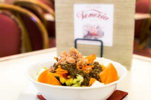 Eiscafe Venezia - Salat