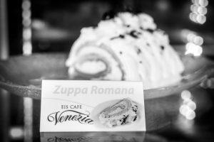 Eiscafe Venezia - Kuchen