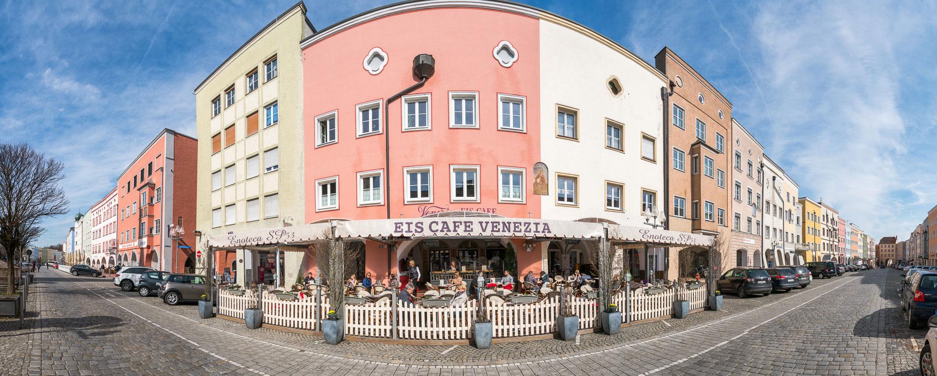 Eiscafe Venezia - Panorama