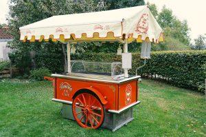 Eiscafe Venezia - Eismobil